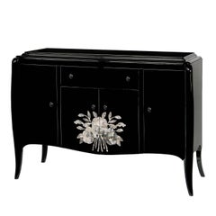 Sideboard with Mother-of-Pearl