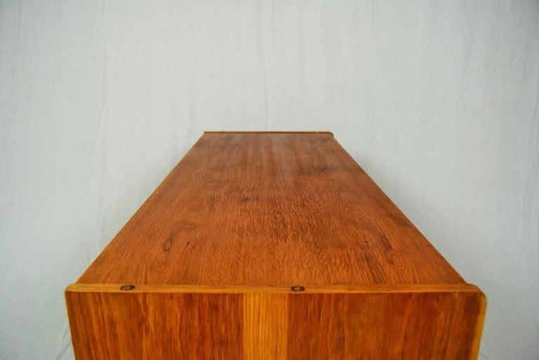 Sideboard, Chest of Drawers by Jiří Jiroutek, Czechoslovakia, 1960s In Good Condition For Sale In Praha, CZ