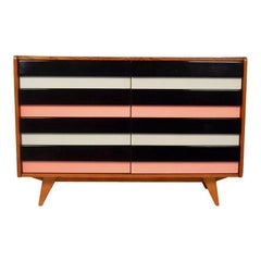 Sideboard, Chest of Drawers by Jiří Jiroutek, Czechoslovakia, 1960s