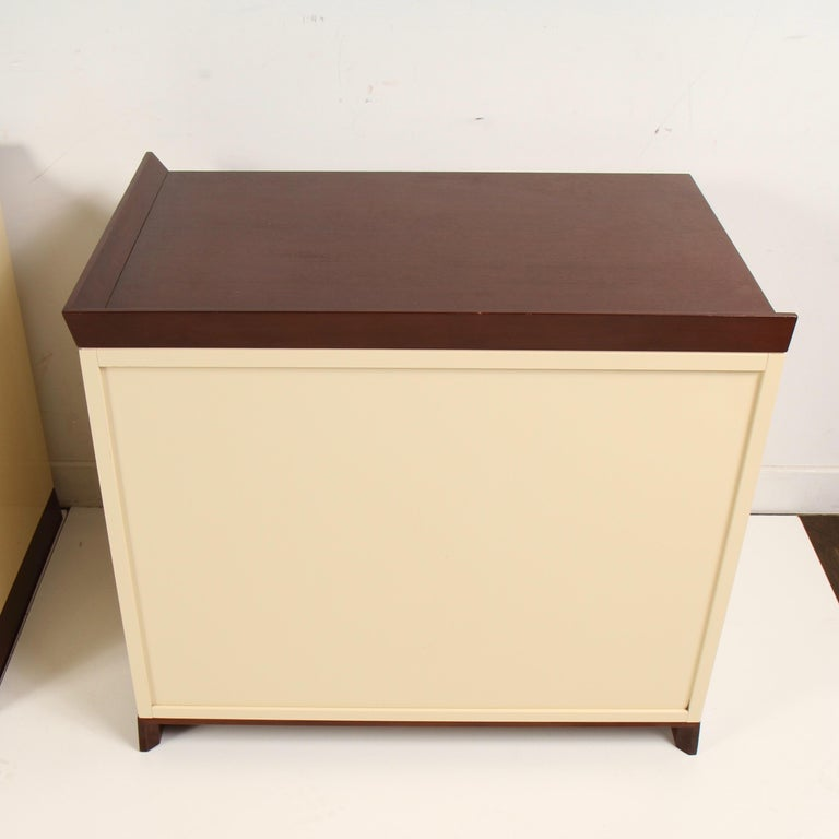 Sidelines Night Tables By Ted Boehner For Sale 5