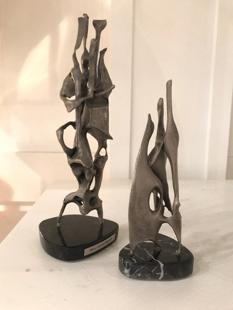 Sido and Francois Thevenin Sculptures For Sale 2