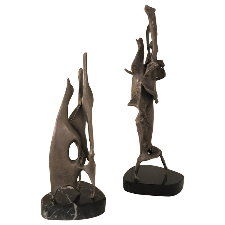 Sido and Francois Thevenin Sculptures For Sale