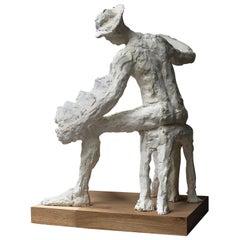 Sidonie Laurens, 1st Prize Grand Palais, Sculpture, Paris, France