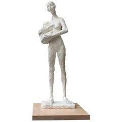 Sidonie Laurens, Petite Maman, Sculpture Paris, France
