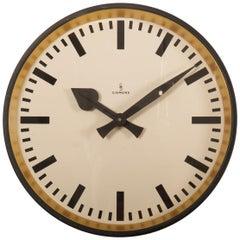Siemens Factory, Station or Workshop Wall Clock