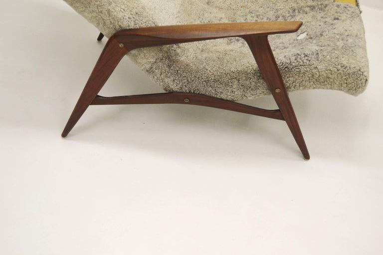 Siesta Lounge Chair by Jio Möbler, Sweden For Sale 3