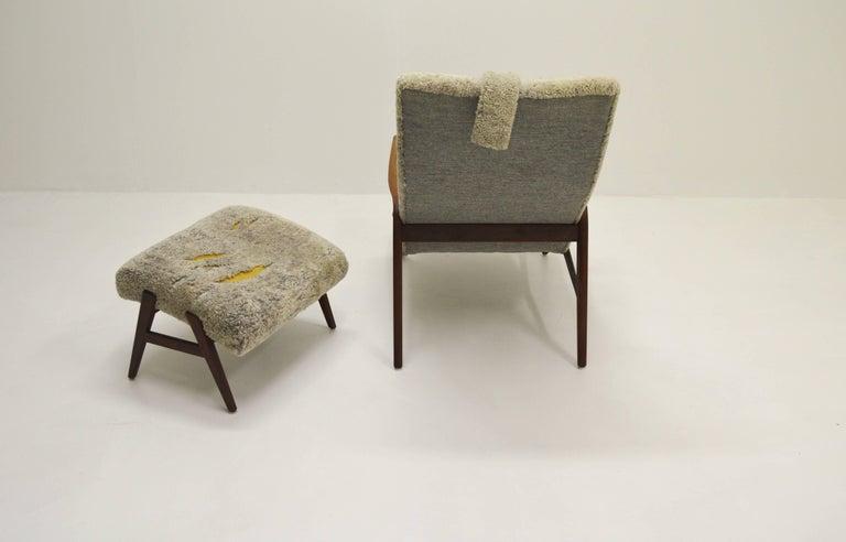 Siesta Lounge Chair by Jio Möbler, Sweden For Sale 1