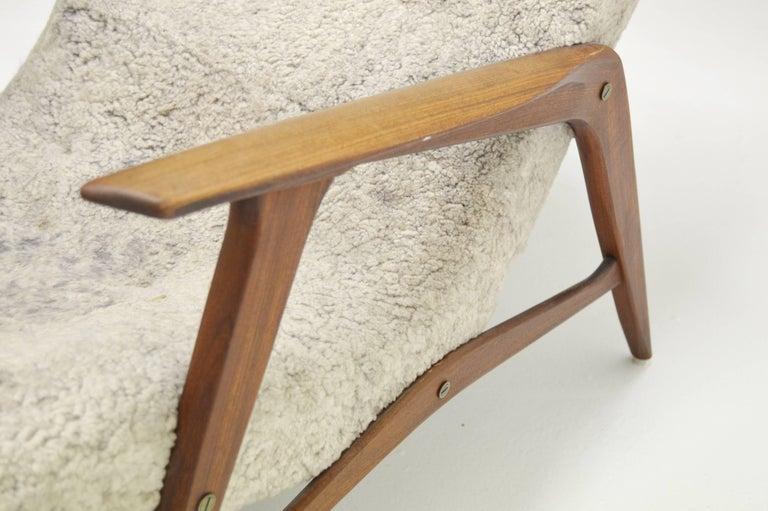 Siesta Lounge Chair by Jio Möbler, Sweden For Sale 2