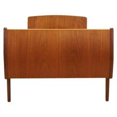 Sigfred Omann Bed Teak Vintage Danish Design