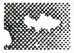 Flopp, Silkscreen, Pop Art, Abstract Art, 20th Century