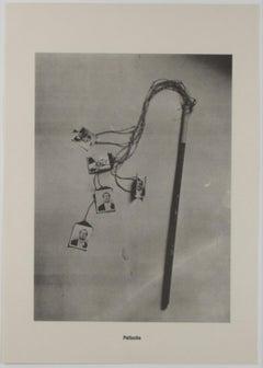 """Peitsche // Whip // From the portfolio """".....Höhere Wesen befehlen"""" // Offset"""