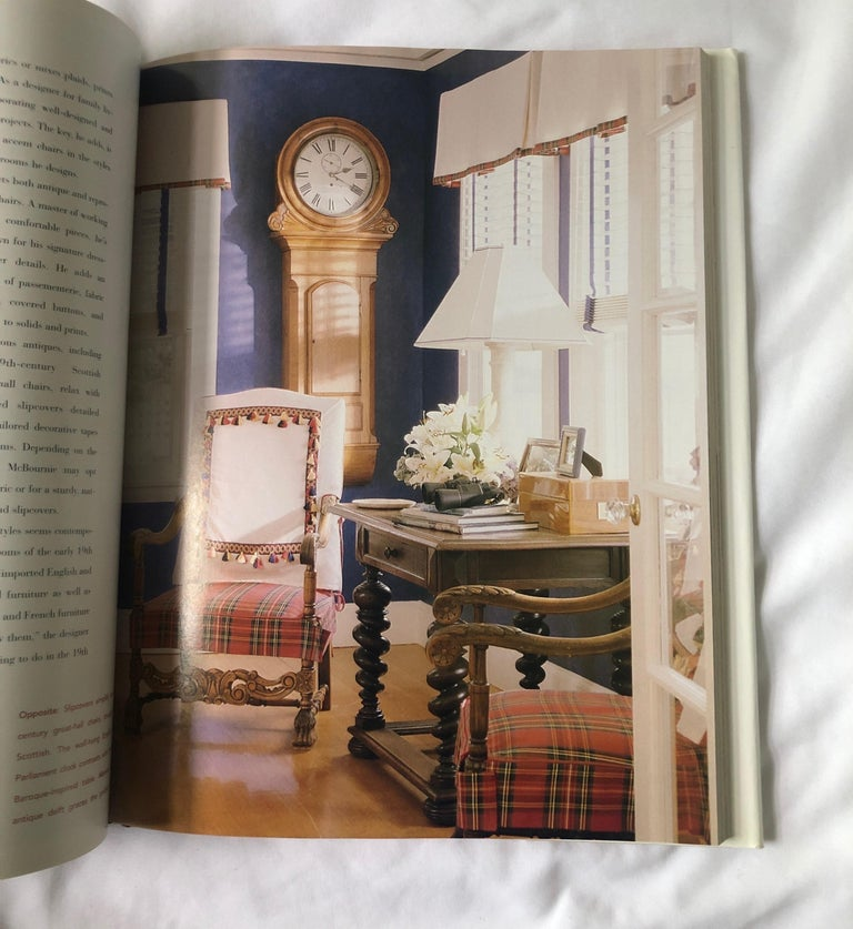 Regency Signature Style Creating Beautiful Interiors Hardcover Coffee Table Book For Sale
