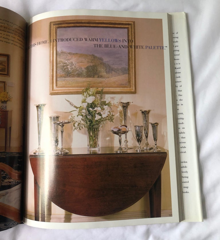 American Signature Style Creating Beautiful Interiors Hardcover Coffee Table Book For Sale