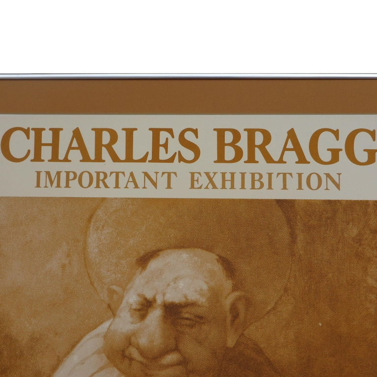 Late 20th Century Signed 1974 Charles Bragg New Orleans