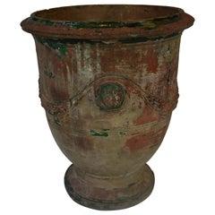 Signed Anduze Pot