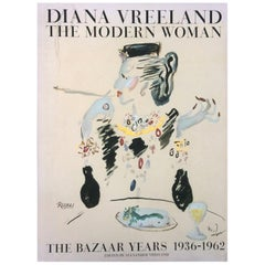 "Signed Harper's Bazaar Monograph, ""Diana Vreeland, The Modern Woman"""