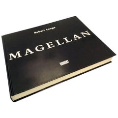 Signed Robert Longo Magellan book