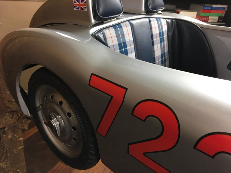 1/2 Scale Mercedes-Benz 300 SLR 722 Junior Car, Signed by Sir Sterling Moss  For Sale 9
