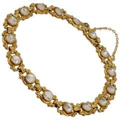 Edwardian Link Bracelets