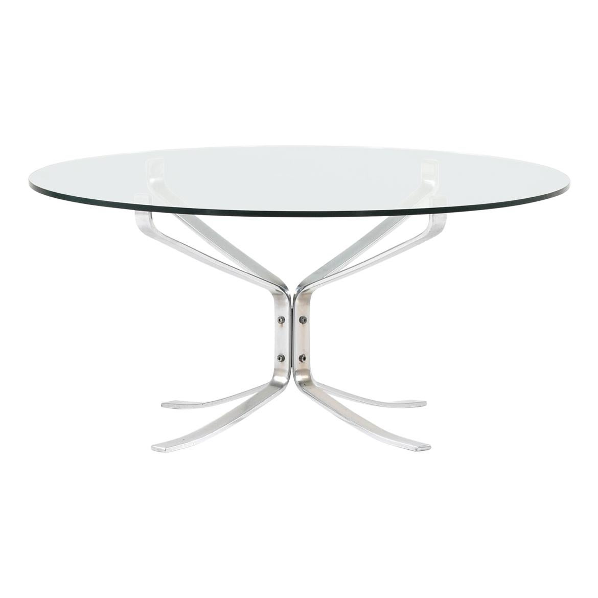 Sigurd Resell Coffee Table Produced by Vatne Möbler in Norway