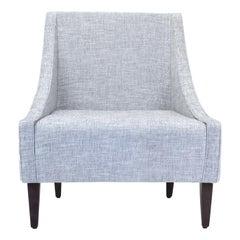 Sikka P60 Dove Gray Armchair