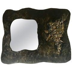 Silas Seandel Bronze Mirror