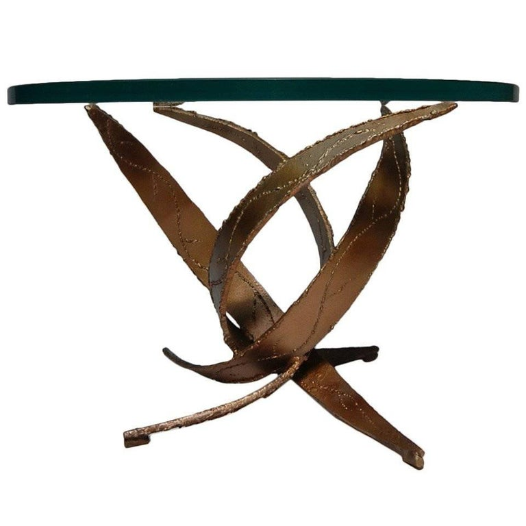 Silas Seandel Brutalist Occasional Table