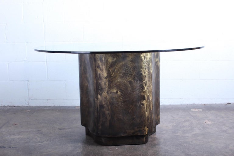Silas Seandel Dining Table For Sale 8