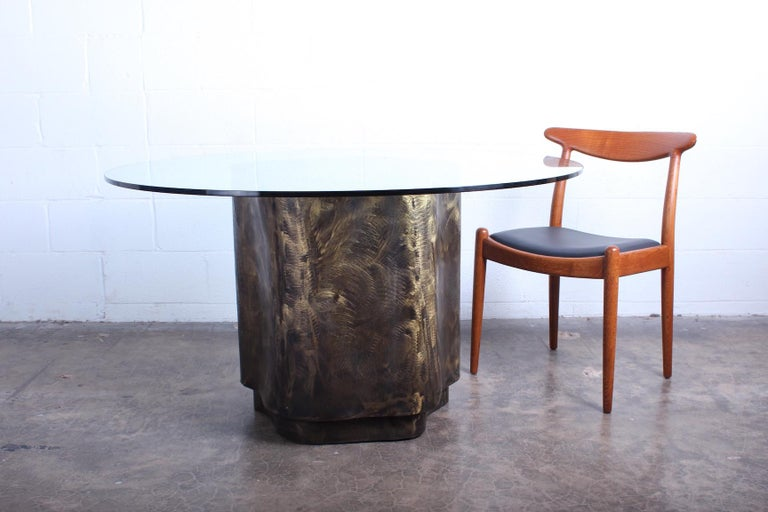 Silas Seandel Dining Table For Sale 9