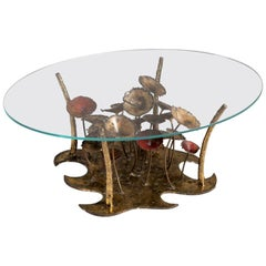 Silas Seandel, Lily Pad, Coffee Table, United States, circa 1975