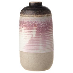 Silence Vase in Multi-Color Pink Ceramic by CuratedKravet