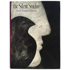 Silent Studio, Picasso's Death First Edition, 1976