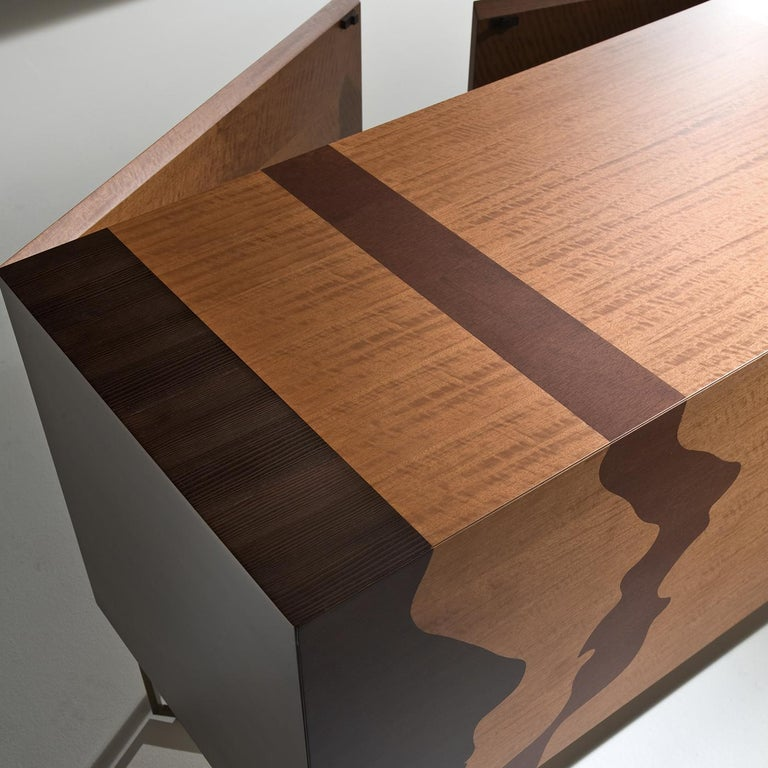 Modern Silenzio Sideboard by Laura Meroni For Sale