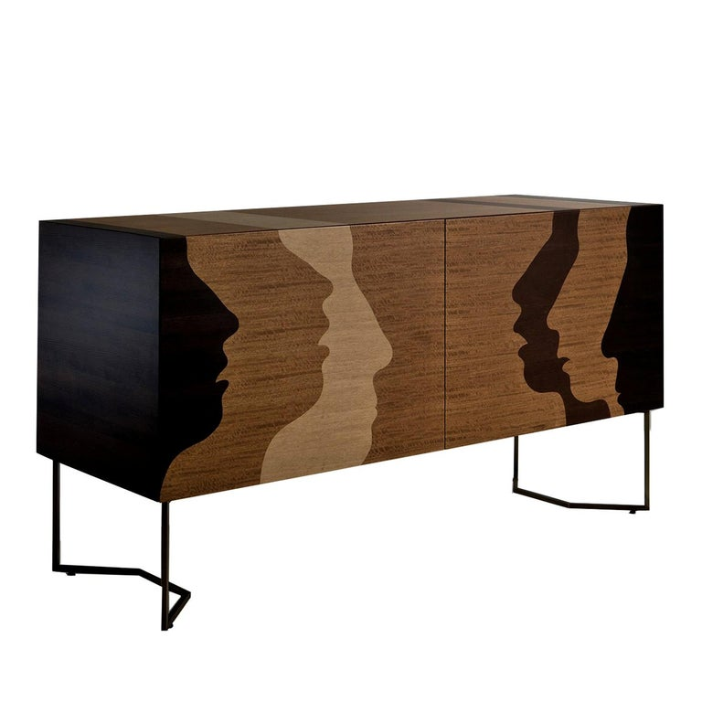 Silenzio Sideboard by Laura Meroni For Sale