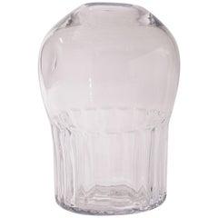 Silice Vase, Blown Glass, Unique 01