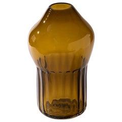 Silice Vase, Blown Glass, Unique 03