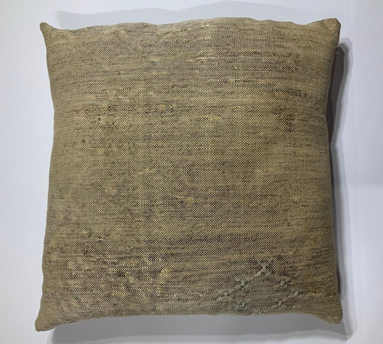Silk Cactus Pillow For Sale 1