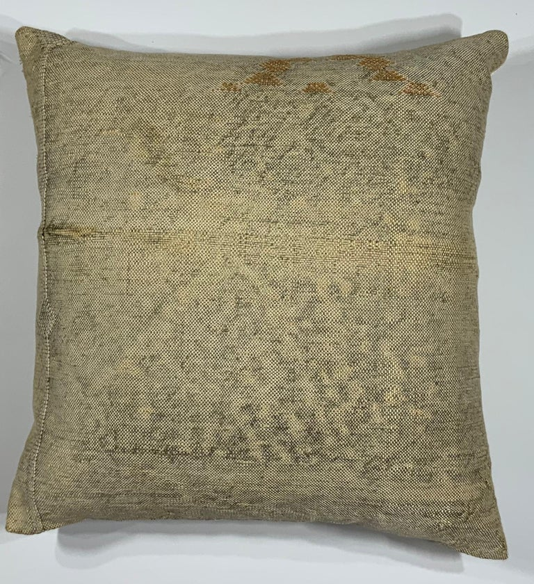 Silk Cactus Pillow For Sale 2