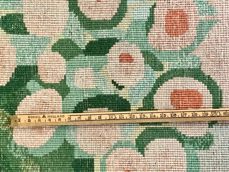 Silk Carpet Klimt Style Garden Design Gunther Lambert For