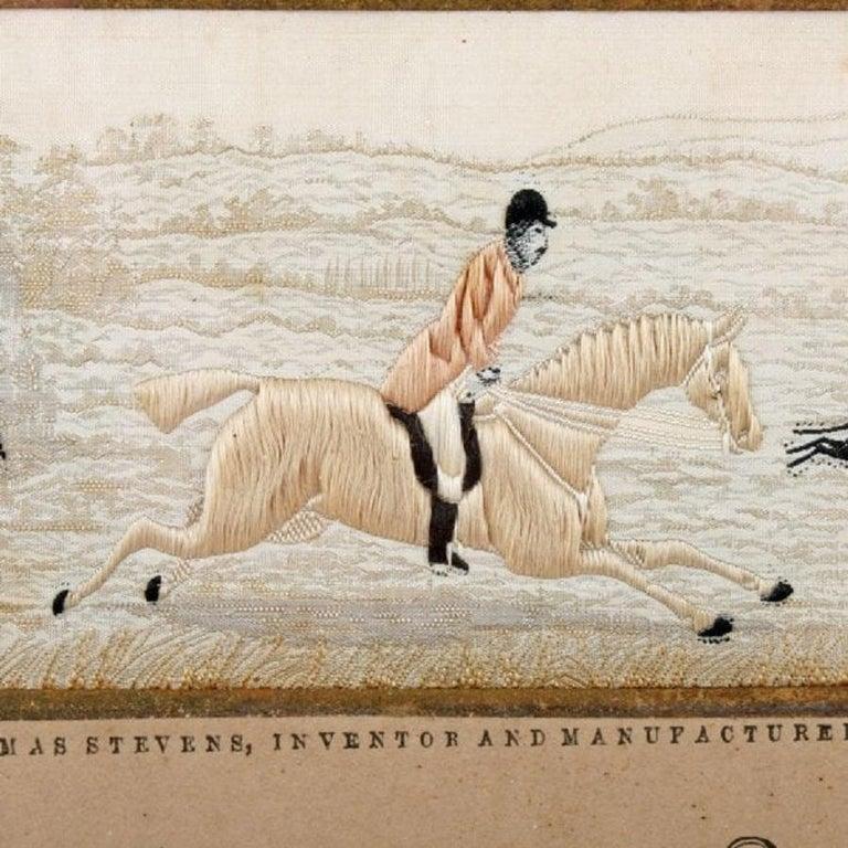European Silk Stevengraph