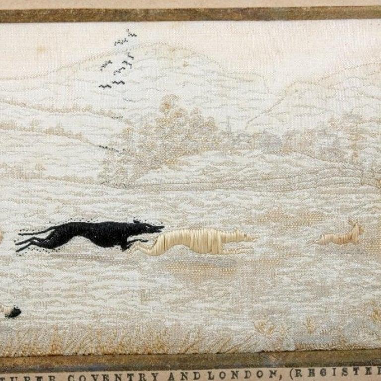 Silk Stevengraph