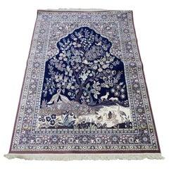 Silk Tapestry Hanging/Rug