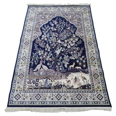 Silk Tapestry Hanging/Rug