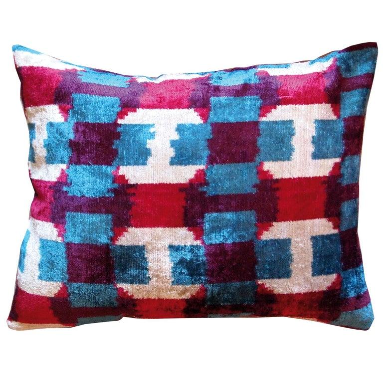 Silk Velvet Cushion v100 For Sale