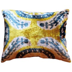 Silk Velvet Cushion V337