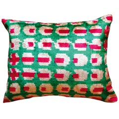 Silk Velvet Cushion V382