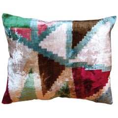 Silk Velvet Cushion v389