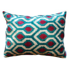 Silk Velvet Cushion V425