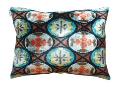 Silk Velvet Cushion V428