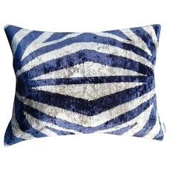 Silk Velvet Cushion v442